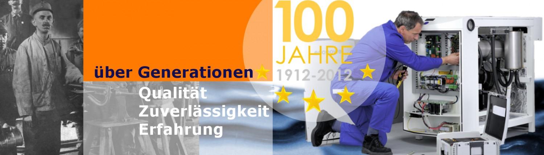 100 Jahre Handwerkstradition