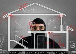 Schützen Sie Ihr Eigentum