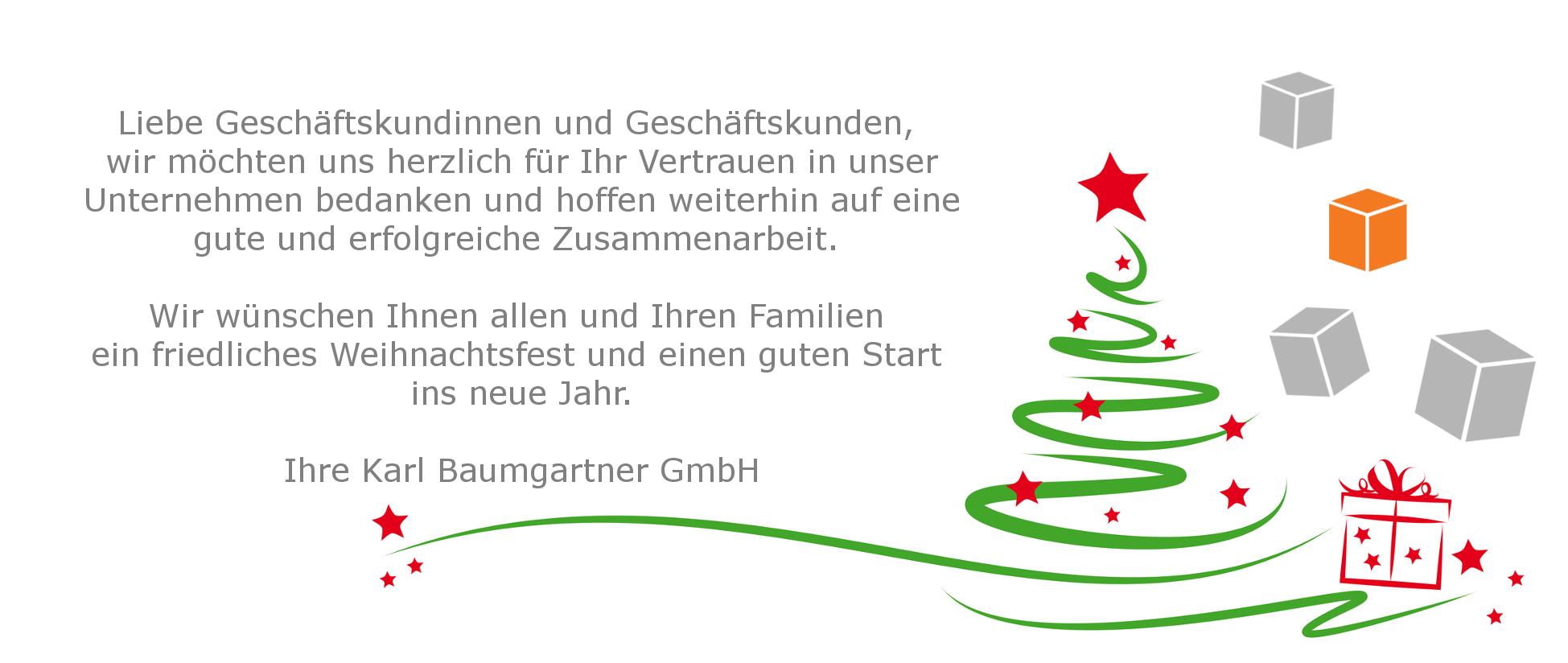 Frohe Feiertage und ein gutes neues Jahr! | genial-heizen.de